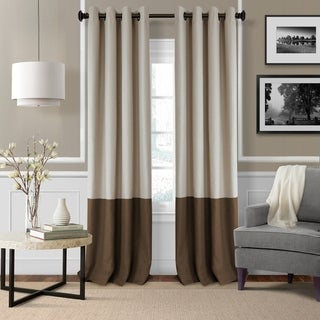 Elrene Braiden Blackout Curtain Panel - N/A