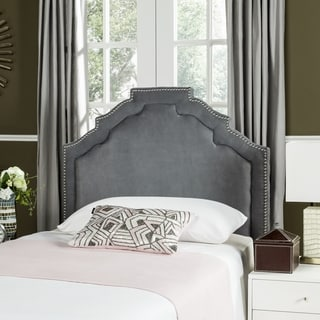 Safavieh Alexia Grey Headboard (Twin)