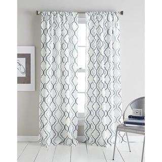 Coco Hourglass Curtain Panel