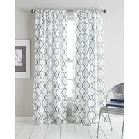 Coco Hourglass Curtain Panel