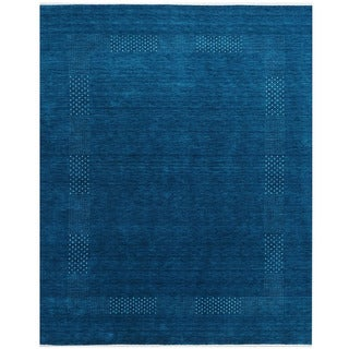 Link to Handmade Gabbeh Wool Rug (India) - 8' x 10' Similar Items in Casual Rugs