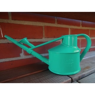 Haws English Garden Handy 1-Pint Plastic Teal Watering Can