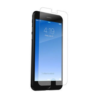 Zagg Invisibleshield Glass Defense For iPhone 6/6 Plus 6/6s Plus 7/7 Plus Case Friendly - Clear