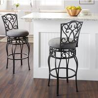 Copper Grove Chase 30 Inch Bar Stools Pack Of 2 Free