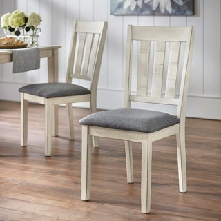 Simple Living Olin Dining Chairs (Set Of 2)   N/A