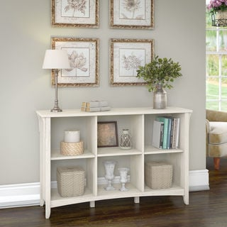 Salinas 6 Cube Organizer in Antique White