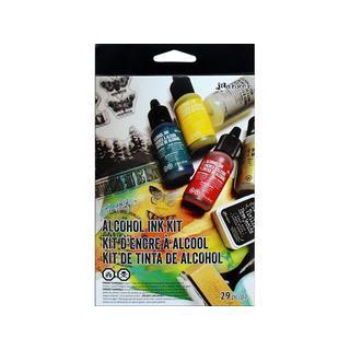 Ranger THoltz Distress Mixed Media Spray Kit 18pc