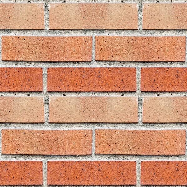 Red Bricks Peel & Stick Foam Tiles