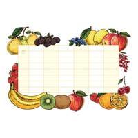 Fruits Whiteboard Wall Decal