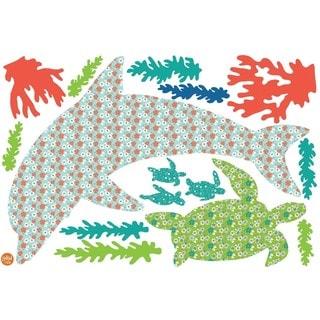 Daphne The Dolphin Wall Art Kit