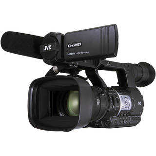 JVC GY-HM620 ProHD Mobile News Camera