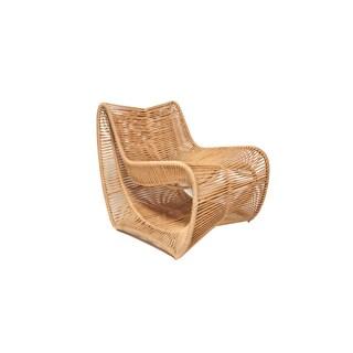 Cristian Natural Wrought Iron/Jute Chair