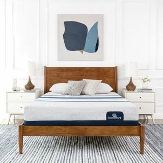 Serta iComfort Blue 300 11-inch California King-size Gel Memory Foam Mattress Set