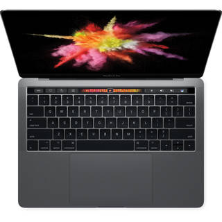 """Apple 13.3"""" MacBook Pro with Touch Bar (Mid 2017, Space Gray)"""