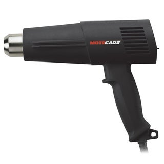 MotoCare Variable-Temp Heat Gun