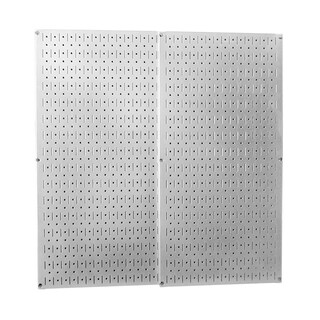 Wall Control Metal Pegboard Pack - Two Pegboard Tool Boards