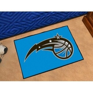 "NBA - Orlando Magic Starter Rug 19"" x 30"""