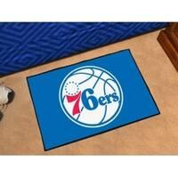 "NBA - Philadelphia 76ers Starter Rug 19"" x 30"""