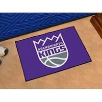 "NBA - Sacramento Kings Starter Rug 19"" x 30"""