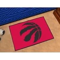 "NBA - Toronto Raptors Starter Rug 19"" x 30"""