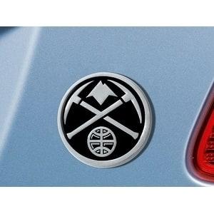 """NBA - Denver Nuggets Emblem 3""""x3.2"""""""