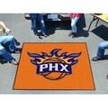 NBA - Phoenix Suns Tailgater Rug 5'x6'
