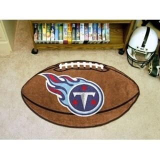 "NFL - Tennessee Titans Football Rug 20.5""x32.5"""