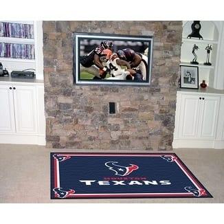 NFL - Houston Texans 4'x6' Rug