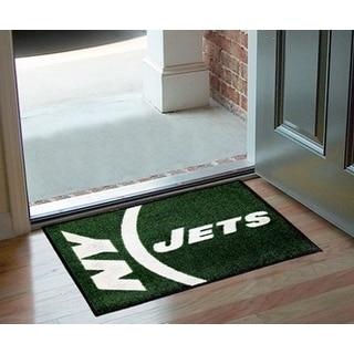 "NFL - New York Jets Uniform Starter Rug 19""x30"""