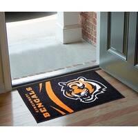 """NFL - Cincinnati Bengals Uniform Starter Rug 19""""x30"""""""