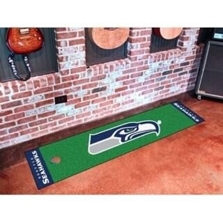 "NFL - Seattle Seahawks Putting Green Runner 18""x72"""