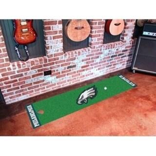 """NFL - Philadelphia Eagles Putting Green Runner 18""""x72"""""""