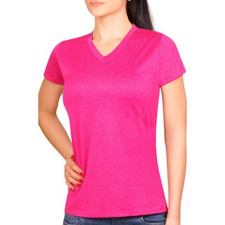 Bluberry Women's V-neck Tee