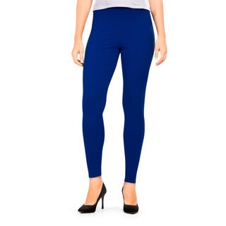 G21 Women's Blue Basic Legging