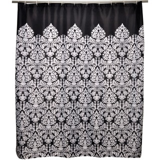 Famous Home Essence Damask Shower Curtain