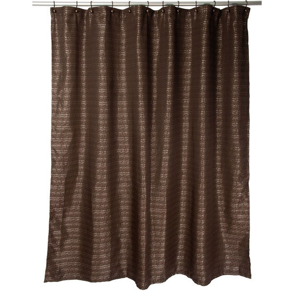 Shop Famous Home Modena Shower Curtain - Free Shipping On Orders ...
