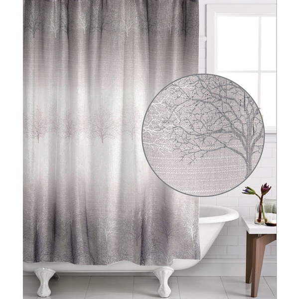 Famous Home Spectrum Shower Curtain