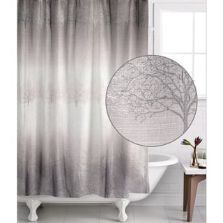 black and gray shower curtain. Famous Home Spectrum Shower Curtain Grey Curtains For Less  Overstock Vibrant Fabric Bath