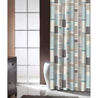Famous Home Urban City Shower Curtain