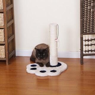PetPals Paw Cat Scratching Post