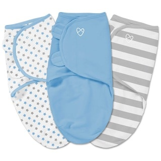 Summer Infant Stars and Stripes Small SwaddleMe Original (Pack of 3)