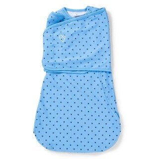Summer Infant Rockstar Boy Small SwaddleMe WrapSack