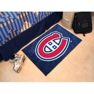 NHL - Montreal Canadiens Starter Mat