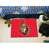NHL - Ottawa Senators Starter Mat