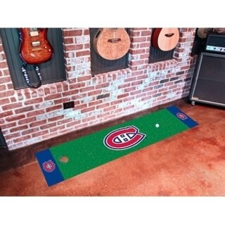 """NHL - Montreal Canadiens Putting Green Mat 18""""x72"""""""