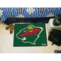 NHL - Minnesota Wild Starter Mat
