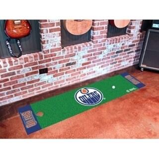 "NHL - Edmonton Oilers Putting Green Mat 18""x72"""