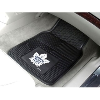 "NHL - Toronto Maple Leafs  2-pc Vinyl Car Mats 17""x27"""