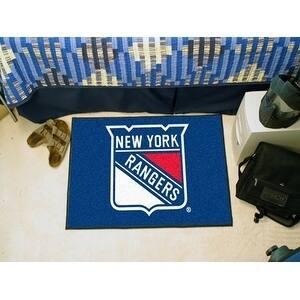 NHL - New York Rangers Starter Mat