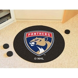 "NHL - Florida Panthers Puck Mat 27"" diameter"